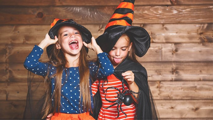 Halloween in Makado Centrum Schagen